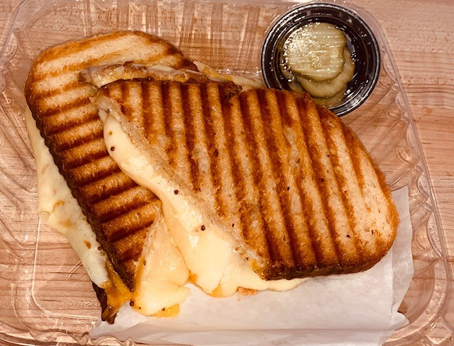 NOW OFFERING HOT GRILLED GOURMET PANINI'S!